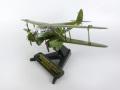 OXFORD (オックスフォード) 1/72 DH89 ドラゴンラピード X7454 USAAF Wee Wullie