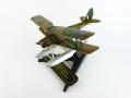OXFORD (オックスフォード)  1/72 DH82A タイガーモス フラットプレーン RAF L-5894