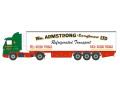 [予約]OXFORD (オックスフォード) 1/76 スカニア 143 40ft 冷蔵トレーラー William Armstrong
