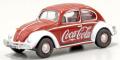 [予約]OXFORD (オックスフォード) 1/76 VW ビートル コカ・コーラ