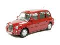 [予約]OXFORD (オックスフォード) 1/43 TX4 タクシー(ナイトファイヤーレッド)
