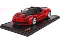 [予約]BBR MODELS 1/18 フェラーリ J50 スペシャルエディション 限定100個 ケース無し