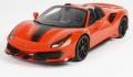 [予約]BBR MODELS 1/18 フェラーリ 488 ピスタ スパイダー オレンジ ※ケース付