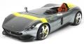 [予約]BBR MODELS 1/18 フェラーリ モンツア SP1 メタルグレー ※ケース付