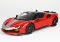 [予約]BBR MODELS 1/18 フェラーリ SF90 ストラダーレ フィオラノパックロッソコルサ 322 ※ケース付き