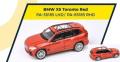 [予約]PARA64 1/64 BMW X5 トロントレッド (右ハンドル)