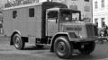 [予約]PremiumClassiXXs(プレミアムクラシックス) 1/43 Tatra 128 ボックスワゴン 1951(マットオリーブ)