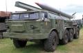 """[予約]PremiumClassiXXs(プレミアムクラシックス) 1/43 """"ZIL 135 (BAZ 135) TLF 9T29 FROG-7 (Luna-M) NVA Raketentransportfahrzeug"""