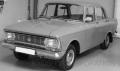 [予約]PremiumClassiXXs(プレミアムクラシックス) 1/18 Moskwitsch 412 1971 正方形フロントライト (イエロー)