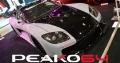 [予約]PEAKO(ピーコ) 1/64 Veilside マツダ RX-7 FD3S Fortune ホワイト/ブラック