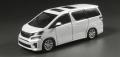 [予約]PEAKO(ピーコ) 1/64 トヨタ ヴェルファイア 3.5Z ゴールデンアイズII 2013 ホワイト