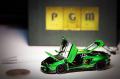 [予約]PGM 1/64 LB LP700 グリーン ※フル開閉機能付 ※世界限定999台