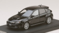 [予約]MARK43(マーク43) 1/43 スバル インプレッサ WRX STI(GRB)純正オプション搭載車 オブシディアンブラックパール