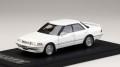 MARK43(マーク43) 1/43 トヨタ MKII ハードトップ GT ツインターボ 1990 スポーツホイール スーパーホワイト IV