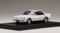 [予約]MARK43(マーク43) 1/43 トヨタ クレスタ 2.5 GT ツインターボ スーパーホワイトIV ※追加受注