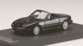 [予約]MARK43(マーク43) 1/43 ユーノス ロードスター (NA6C) S-スペシャル 1992 ブリリアントブラック