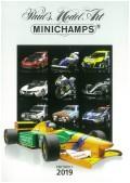 MINICHAMPS(ミニチャンプス) PMA カタログ 2019 エディション 1