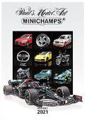 [予約]MINICHAMPS(ミニチャンプス) PMA カタログ 2021 エディション 1