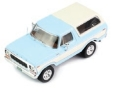 [予約]プレミアムXモデル 1/43 フォード ブロンコ 1978 メタリックライトブルー/ホワイト