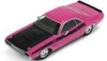 [予約]プレミアムXモデル 1/43 ダッジ チャレンジャー T、A 1970 ピンク