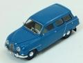 [予約]プレミアムXモデル 1/43 サーブ 96 1961 ブルー