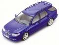 [予約]プレミアムXモデル 1/43 サーブ 9-5 スポーツ コンビ エアロ 2002 ブルー