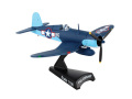 "POSTAGE STAMP 1/100 F4U コルセア アメリカ海兵隊 グレゴリー・""パピー""・ボイントン #86"