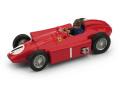 [予約]BRUMM(ブルム) 1/43 フェラーリ D50 1956年イギリスGP優勝 #1 J.M. Fangio ドライバーフィギュア付