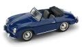 [予約]BRUMM(ブルム) 1/43 ポルシェ 356  カブリオレ オープン 1952 ローヤルブルー/インテリアグレー