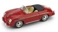 [予約]BRUMM(ブルム) 1/43 ポルシェ 356 スピードスター オープン 1952 Rubin レッド/インテリアベージュ