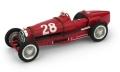 [予約]BRUMM(ブルム) 1/43 ブガッティ タイプ 59 1934年モナコGP #28 Tazio Nuvolari