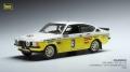 [予約]ixo (イクソ) 1/43 オペル カデット GT/E 1978年 フンスリュックラリー Gr.1 #3 A.Warmbold/W.Pitz