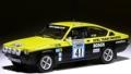 [予約]ixo (イクソ) 1/43 オペル カデット GT/E Gr.1 1976年RACラリー #41 B.Danielsson-U.Sundberg