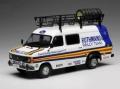 [予約]ixo (イクソ) 1/43 フォード トランジット MK II 1979年 Rally Assistance David Sutton