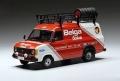 [予約]ixo (イクソ) 1/43 フォード トランジット MK II 1979年 Rally Assistance Belga