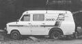 [予約]ixo (イクソ) 1/43 フォード トランジット MK II 1979年 Rally Assistance David Jones