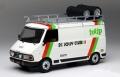 [予約]ixo (イクソ) 1/43 FIAT 242 アシスタントカー TOTIP JOLLY CLUB 1985 ルーフラック&タイヤ付