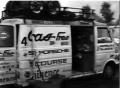 """[予約]ixo (イクソ) 1/43 シトロエン C35 """"TEAM ALMERAS FRED"""" ラリーアシスタントカー 1980 ルーフラック&タイヤ"""