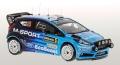 [予約]ixo (イクソ) 1/43 フォード フィエスタ RS WRC 2016年 モンテカルロラリー #5 Mads Ostberg/Jonas Andersson ライトポット