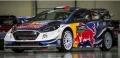 [予約]ixo (イクソ) 1/43 フォード フィエスタ WRC 2017年ラリー・モンテカルロ 優勝 #1 S. Ogier - J.Ingrassia