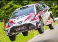 [予約]ixo (イクソ) 1/43 トヨタ ヤリス WRC 2017年ラリー・フィンランド 優勝 #12 E. LAPPI - J. FERN