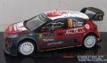 [予約]ixo (イクソ) 1/43 シトロエン C3 WRC 2018年ラリー・モンテカルロ 4位 #10 K.Meeke/P.Nagle