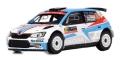 [予約]ixo (イクソ) 1/43 シュコダ ファビア R5 2018年 Rallye Monte-Carlo WRC2 優勝 #32 J.Kopecky/P.Dresler