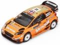 [予約]ixo (イクソ) 1/43 フォード フィエスタ WRC 2018年ラリー・スウェーデン #14 H.Solberg/C.Menkerud