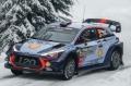 [予約]ixo (イクソ) 1/43 ヒュンダイ i20 WRC 2018年ラリー・スウェーデン 優勝 #5 T.Neuville/N.Gilsoul