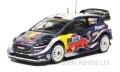 [予約]ixo (イクソ) 1/43 フォード フィエスタ WRC 2018年ツール・ド・コルス 優勝 #1 S. Ogier/J.Ingrassia