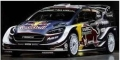 [予約]ixo (イクソ) 1/43 フォード フィエスタ WRC 2018年ラリー・ポルトガル #2 E.Evans/D.Barrit