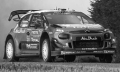 [予約]ixo (イクソ) 1/43 シトロエン C3 WRC 2018年ラリーフィンランド #10 M.Ostberg - T.Eriksen