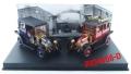 RIO (リオ) 1/43 ルノー タイプ X /AG 2台セット