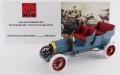 [予約]RIO (リオ) 1/43 アルファ 24 HP トーピードゥ 1910 アルファ第一試作モデル Giuseppe Merosi設計